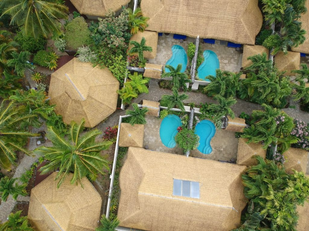 The Crown Resort, Rarotonga, Cook Islands
